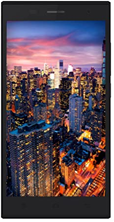 Hisense U988NEGRO Smartphone débloqué (5.5 pouces - 8 Go) Noir (import Espagne)