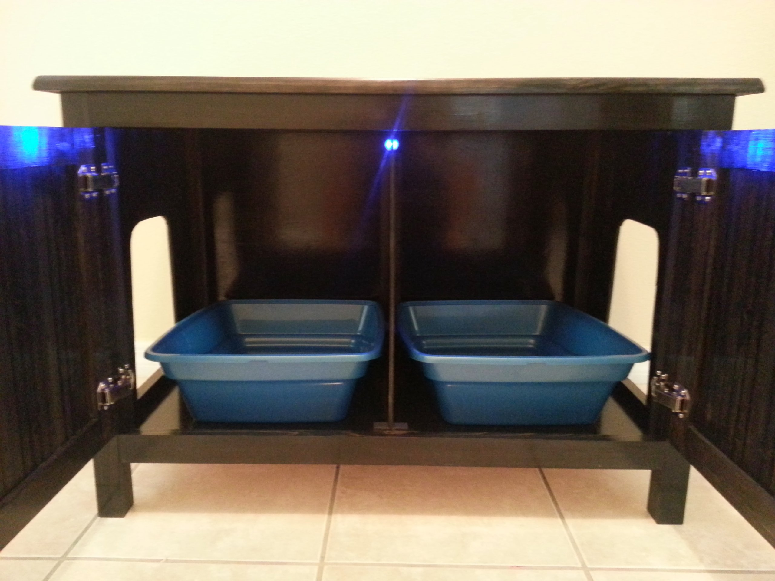 How To Build A Cat Litter Box Cabinet Inside Cat Litter Box Furniture Hidden Litter Box Cat Box
