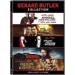 GERARD BUTLER COLLECTION DVD