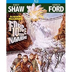 Force 10 from Navarone (Special Edition) [Blu-ray]