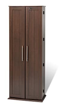 Large Deluxe Storage with Locking Shaker Doors
