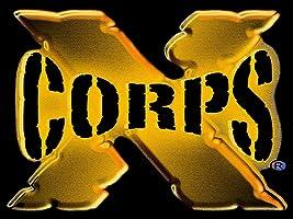 Xcorps Season 1 Episodes 1 thru 13