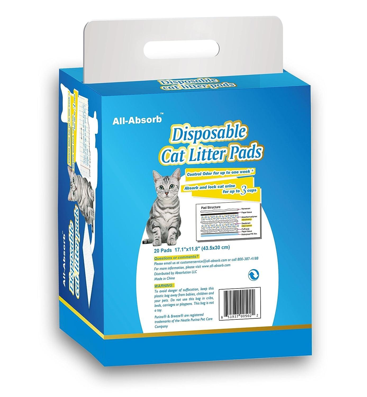 Will Cat Litter Absorb Water
