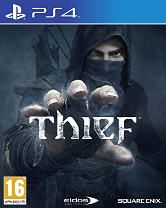 Thief PS4 Video Game