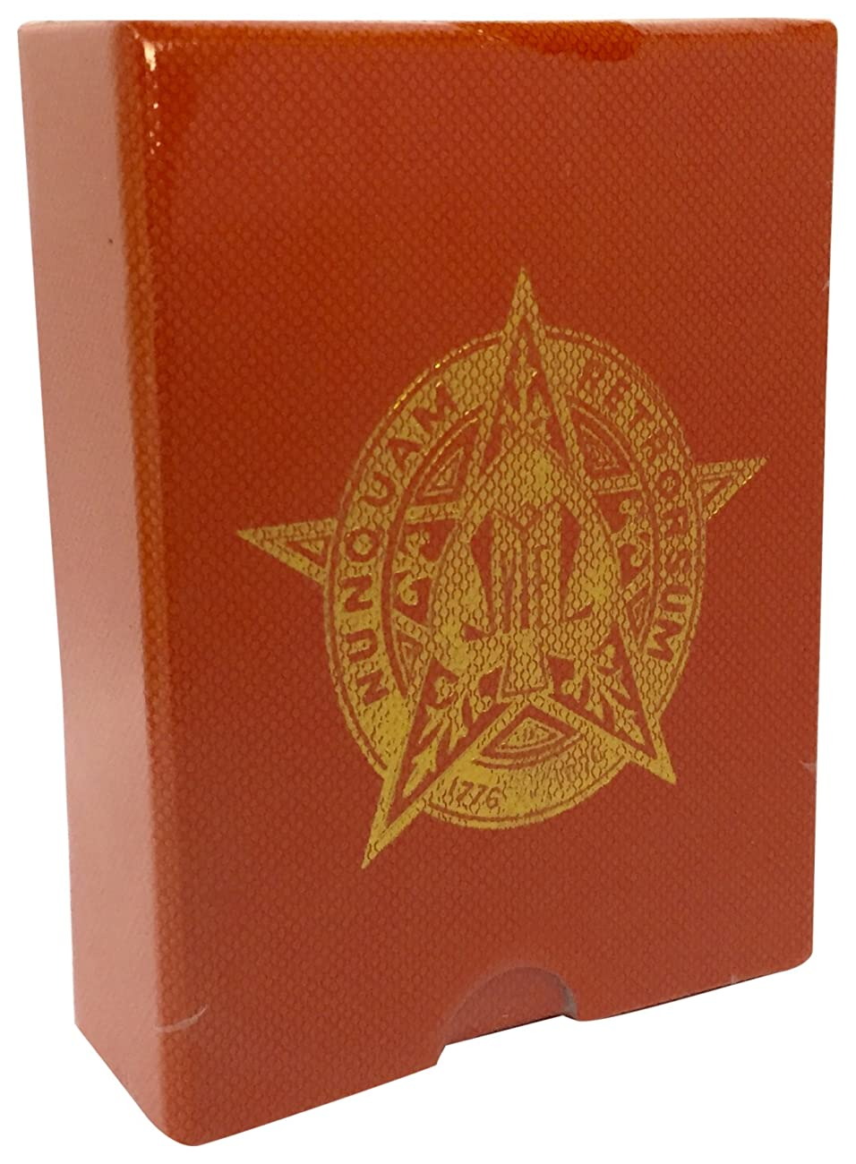 Victor E. Mauger 1876 Mauger Centennial Exposition Replica Playing Cards 0