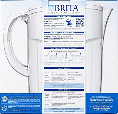 Brita Everyday Water Filter Review