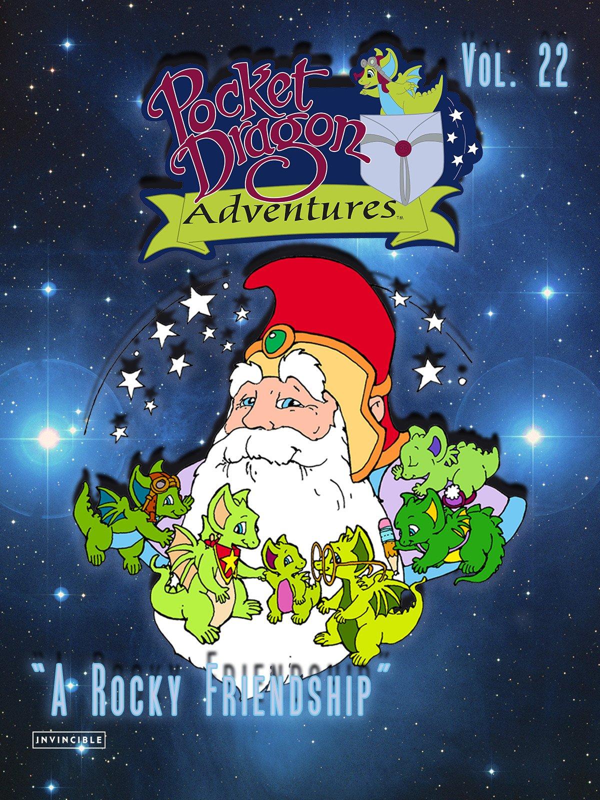Pocket Dragon Adventures Vol. 22A Rocky Friendship