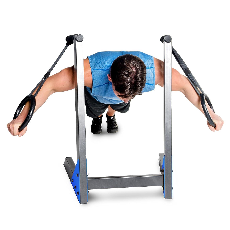dip exercise machine