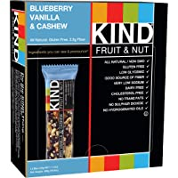 12-Count KIND Blueberry Vanilla & Cashew Bars