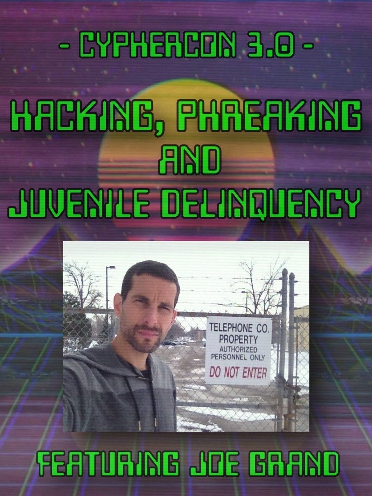 Hacking, Phreaking & Juvenile Delinquency