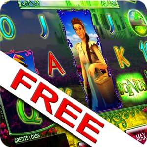 Wonderful Wizard of Oz - Slot Machine FREE by Great World Games, Inc.