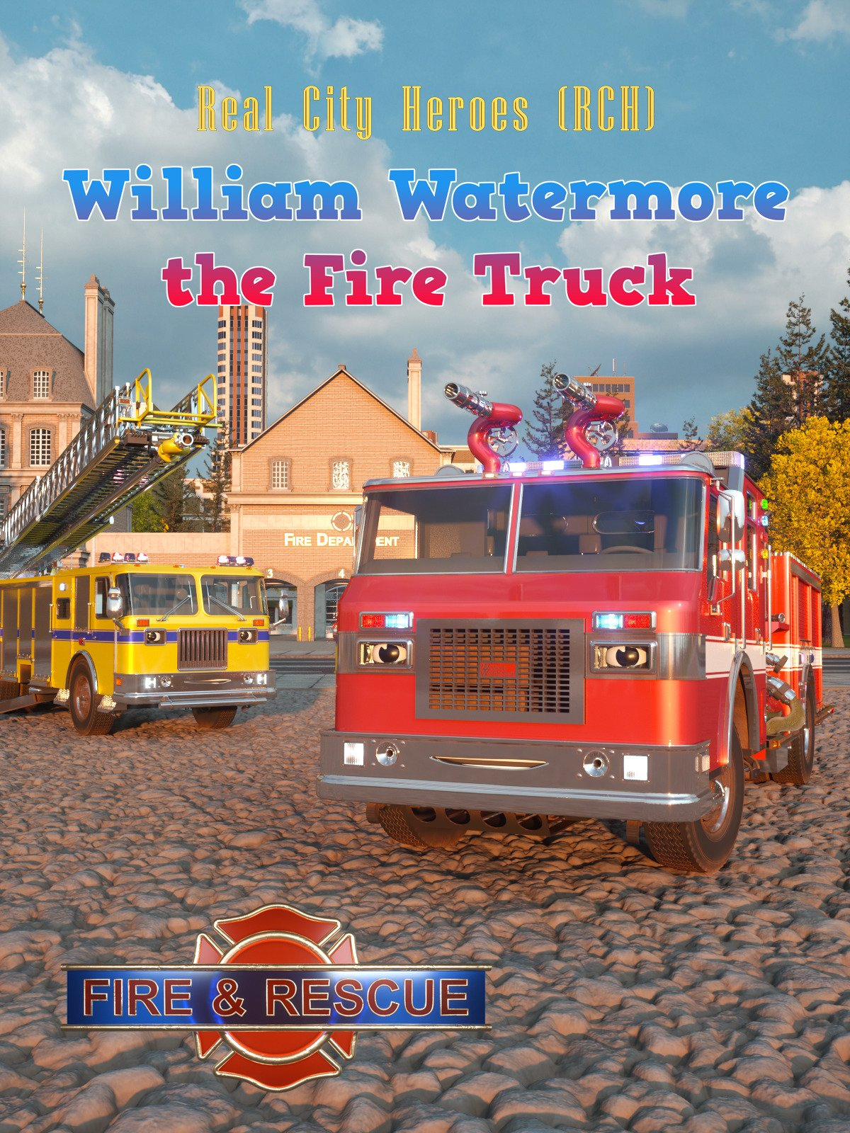 William Watermore the Fire Truck