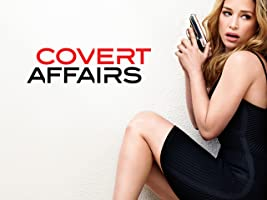 Covert Affairs - Staffel 5 OmU