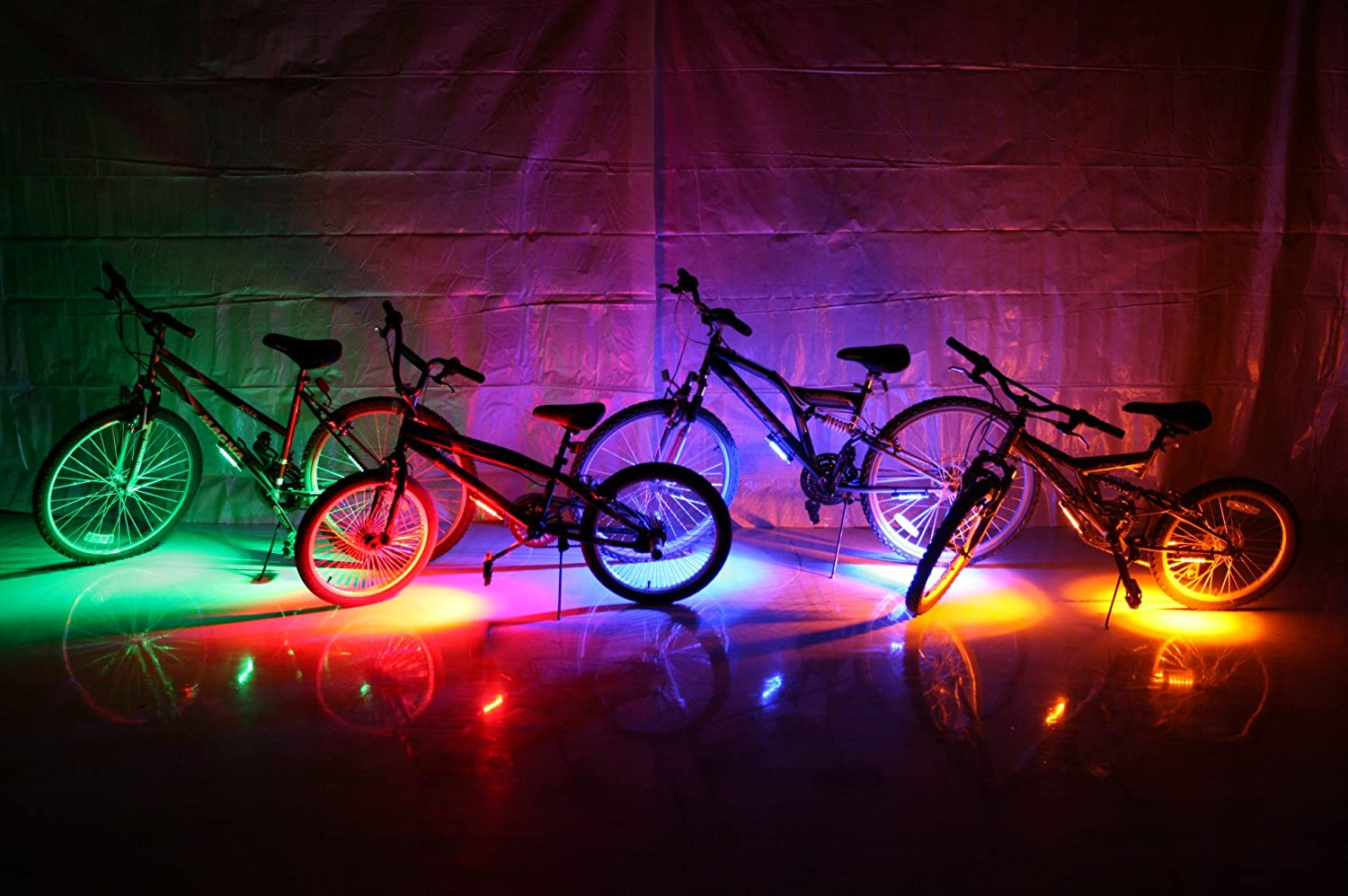 Bike Brightz LED Bicycle Safety Light