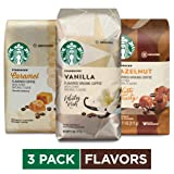 Starbucks Flavored Ground Coffee Variety Pack, Three 11-oz. Bags (Tamaño: 12 Ounce (Pack of 3))