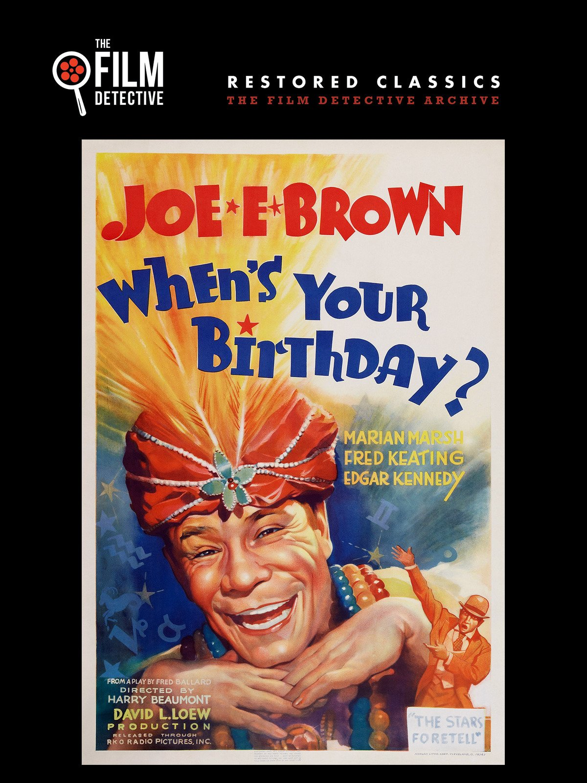 When's Your Birthday? on Amazon Prime Video UK