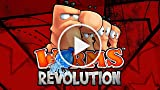 CGRundertow WORMS REVOLUTION for PlayStation 3 Video...