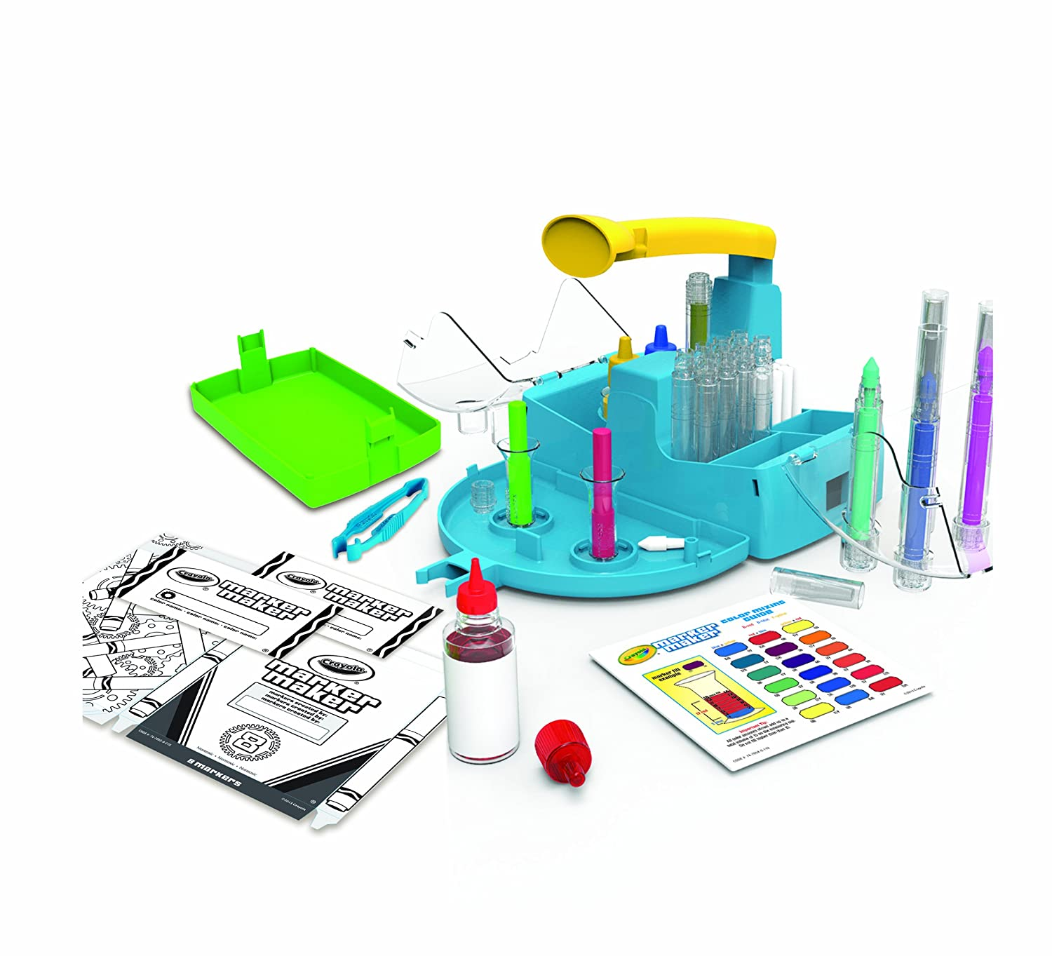 crayola marker maker instructions
