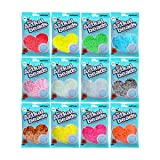 Artkal Beads 12 Colors Bag Set 1000 Count Bag Pack SB1000-12A to E for Choice (C) (Color: C)