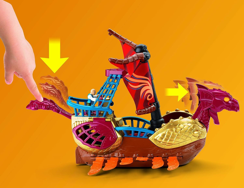 Imaginext Serpent Pirate Ship Imaginext Serpent Pirate