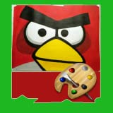 Painting Angry Birds