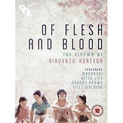 Of Flesh and Blood: The Cinema of Hirokazu Kore-eda [Blu-ray]
