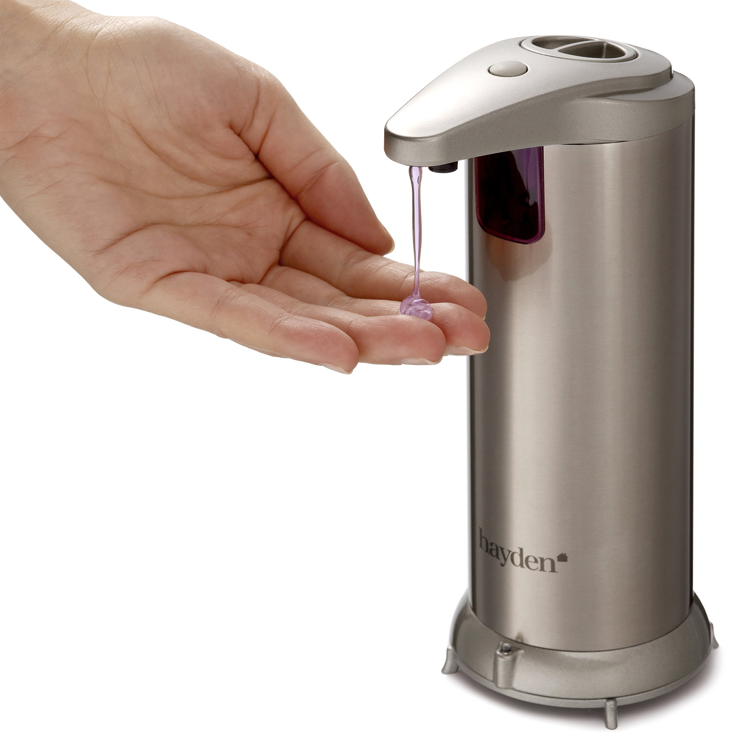 hayden premium automatic soap dispenser touchless perfect