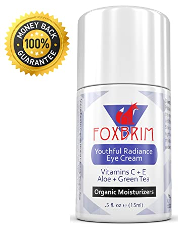 Eye Cream for Dark Circles and Puffiness ★SALE★ BEST Anti Aging Eye Cream | Best Eye Cream for Wrinkles | Effortlessly Remove Dark Circles and Wrinkles | Complete and Proven Formula | Natural Eye Cream with Organic Moisturizers ★ Achieve Youthful Radiance with Ease | Totally Refreshed and Beautiful Eyes | GET RESULTS - IT WORKS or YOUR MONEY BACK Every Single Penny Is Covered By Our Guarantee - What Do You Have to Lose? BUY NOW