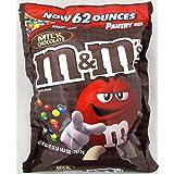 M&M's Milk Chocolate 62 Oz Pantry Size Bag