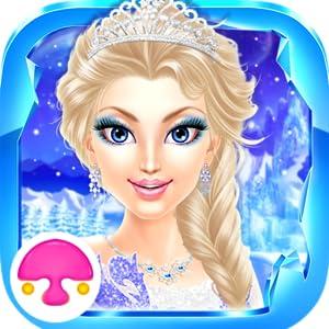 Frozen Ice Queen Salon by TNN Game