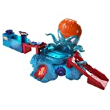 Hot Wheels Color Shifters OctoBattle Playset