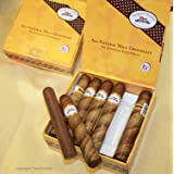 Royale Chocolate Cigars in Cigar Box  pack of 12 (Tamaño: 1 oz.)