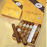 Royale Chocolate Cigars in Cigar Box  pack of 12 (Tamaño: 1 oz.)