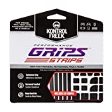 KontrolFreek Performance Grips Strips | Keyboard, Mouse, PC, and PS4/Xbox One Trigger | Black