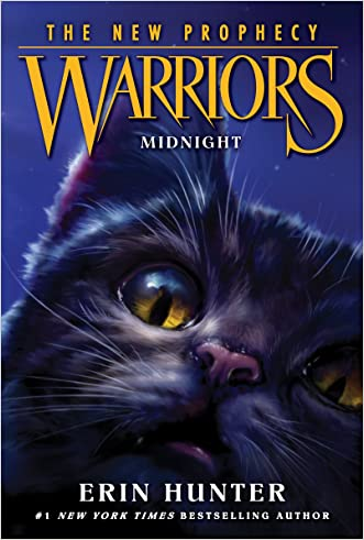 Warriors: The New Prophecy #1: Midnight written by Erin Hunter