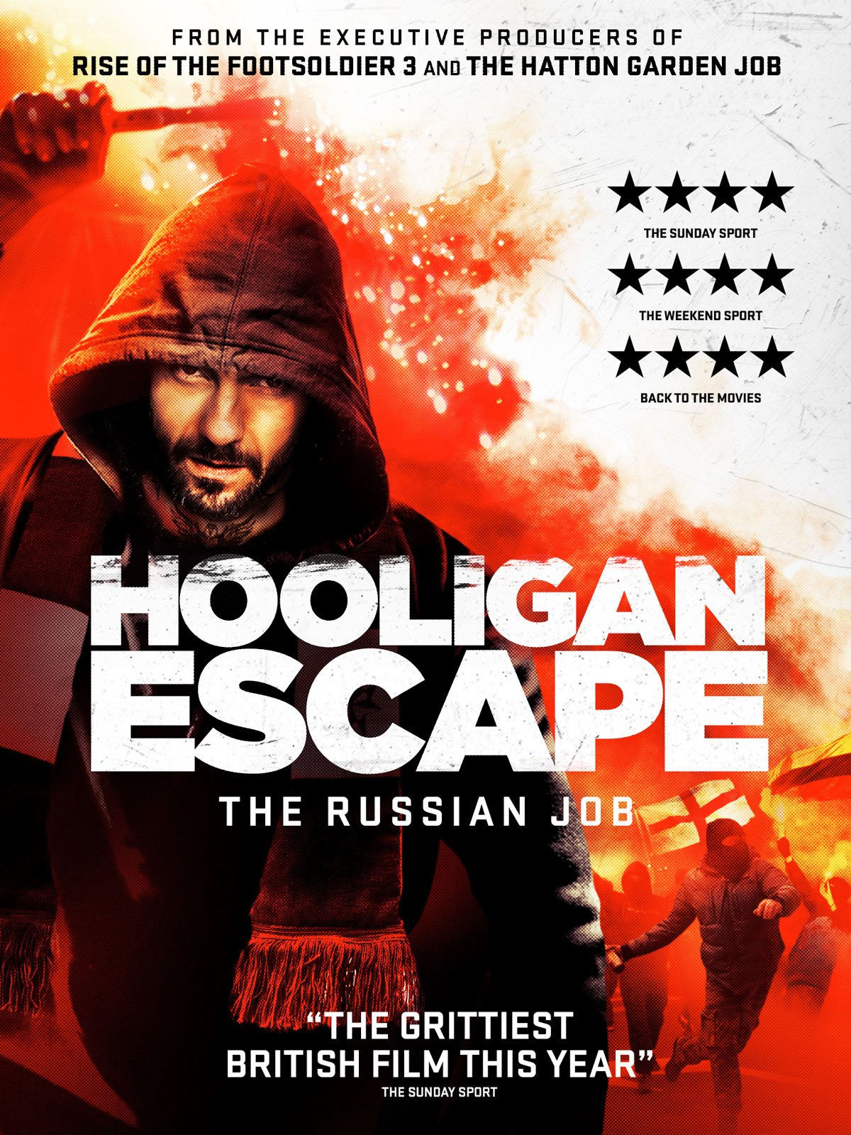 Hooligan Escape on Amazon Prime Instant Video UK