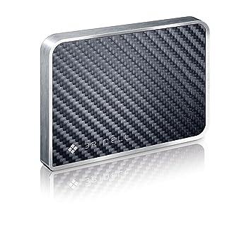 externe SSD-Festplatte von Brinell