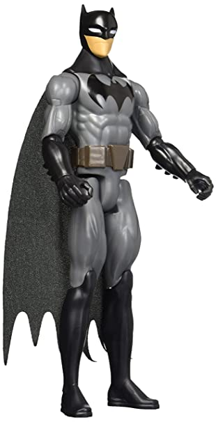 Justice League - DWM49  - Batman-Armure Gris Figurine 12 cm