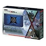 New Nintendo 3DS XL Monster Hunter Generations Edition (Color: Monster)