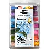 Stampendous EK144 Embossing Powder 14/Pkg 4.09oz-Floral Garden, Assorted (Color: Assorted)