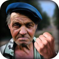 Fighting Grandpa 3D Free