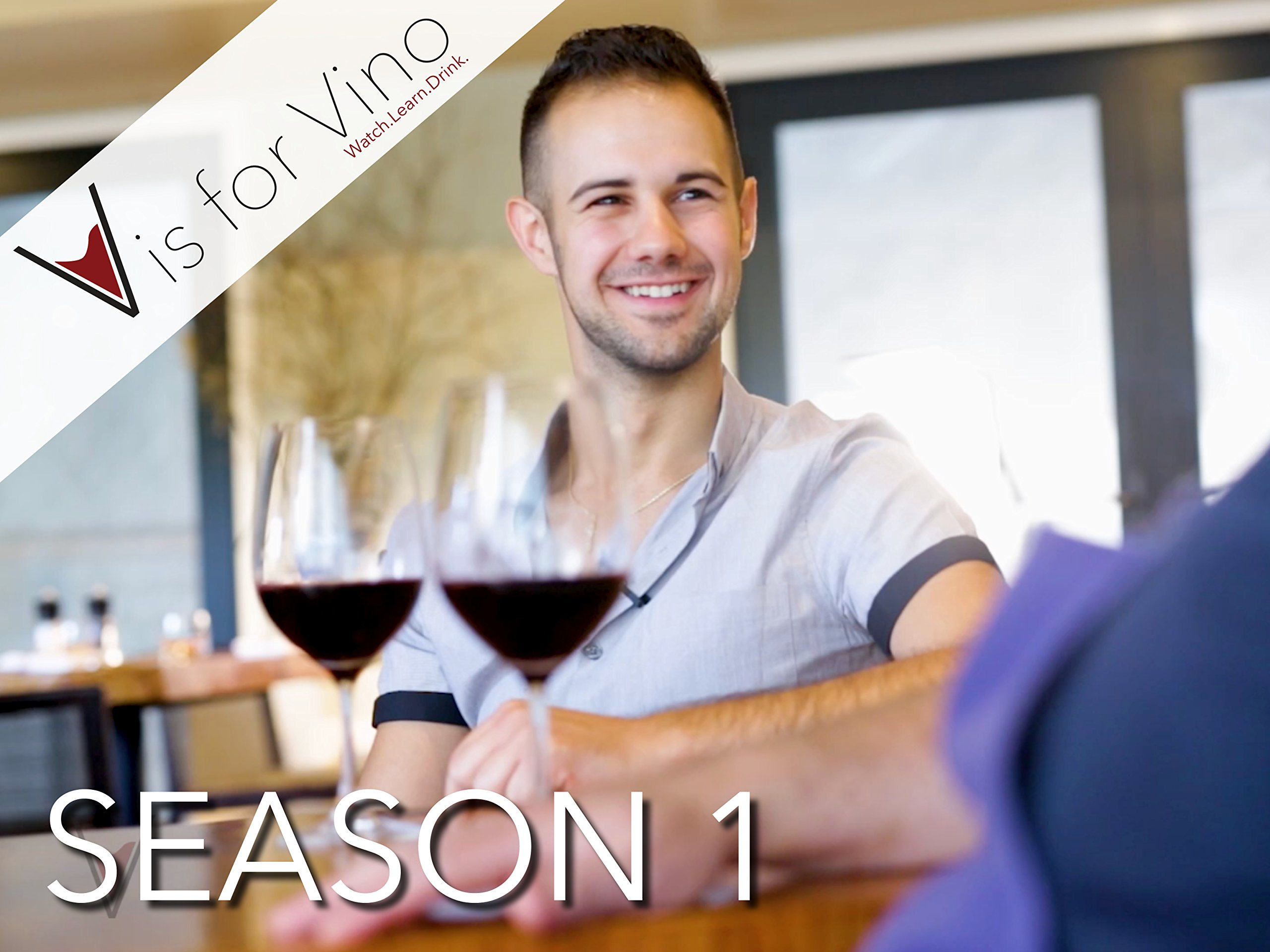 V is for Vino - Season 1