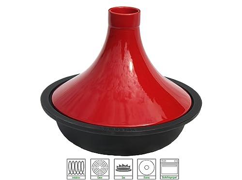 ton oder keramik welche tajine ist die bessere. Black Bedroom Furniture Sets. Home Design Ideas