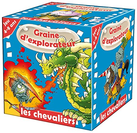 GRAINE D'EXPLORATEUR - LES CHEVALIERS