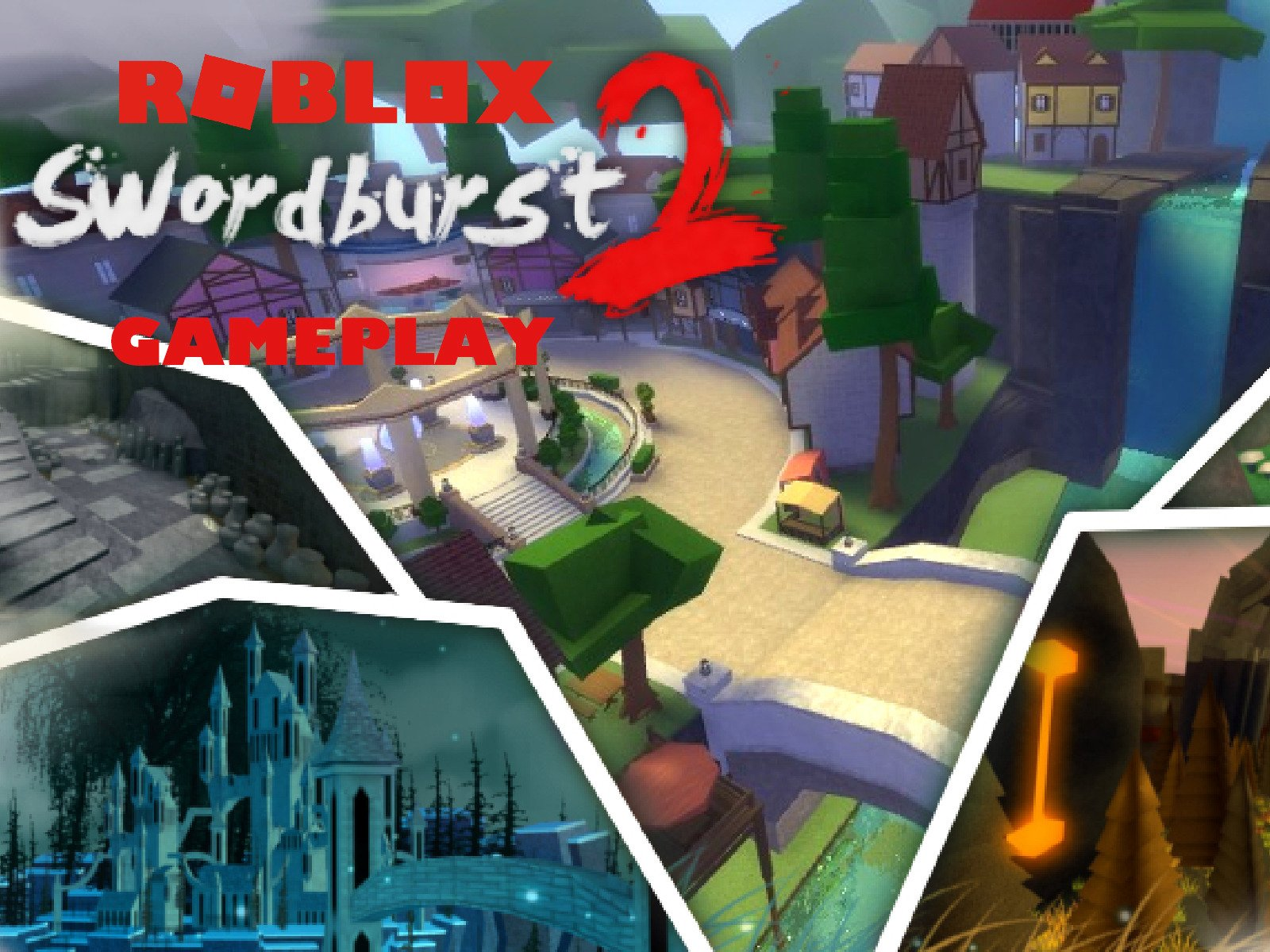 Clip: Roblox Swordburst 2 Gameplay