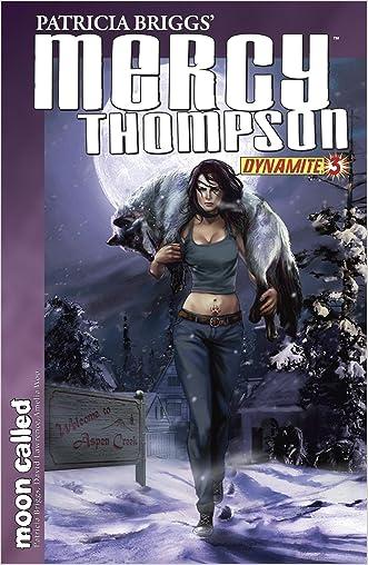 Patricia Brigg's Mercy Thompson: Moon Called #3