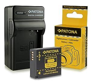 Cargador + Batería DMW-BLG10 DMW-BLG10E para Panasonic Lumix DMC-GF6 | Lumix DMC-GX7 y mucho más... [ Li-ion; 750mAh; 7.2V ] - Electrónica - más noticias y comentarios