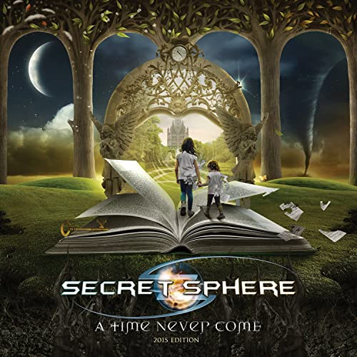 Secret Sphere - A Time Never Come (Re-Recorded) (Digipak)