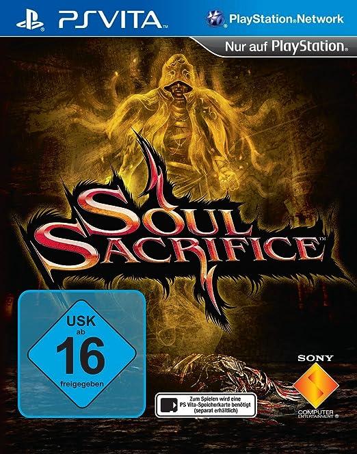 Soul Sacrifice, PSVita