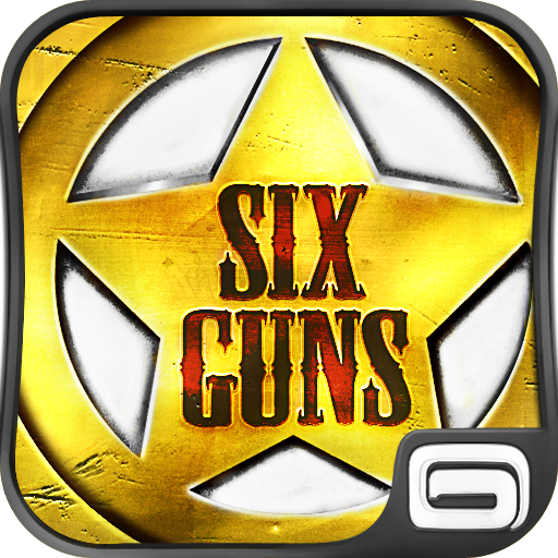 Six-Guns (Kindle Tablet Edition)